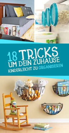 18 tricks to easily organize your home organization organization declutter organization ideas House Cleaning Tips, Spring Cleaning, Cleaning Hacks, Easy Home Decor, Diy Home Crafts, Diy Casa, Organizing Your Home, Organizing Ideas, Home Hacks