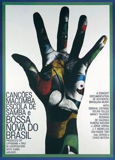 Bossa Nova Do Brasil * Gunther Kieser (1966)