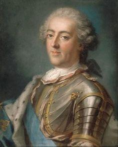 Gustaf Lundberg, Louis XV (fin des années 1730).jpg
