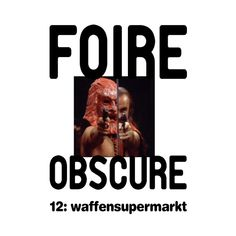 Foire Obscure Podcast Vol. 12 by Waffensupermarkt (Vinyl only) by Waffensupermarkt | Free Listening on SoundCloud