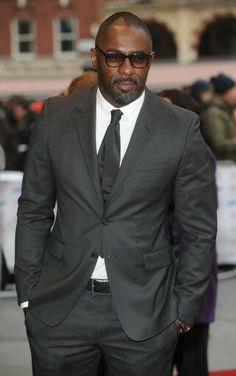 Idris Elba...yes please!