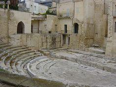 Lecce - greek theatre