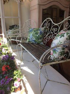 Stunning French Garden Furniture @ Susan Osbourne, Golborne Road, W10. Sold