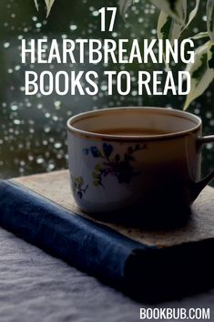 Books to rad when you need a good cry, including sad and inspirational and heartfelt books for women and men.