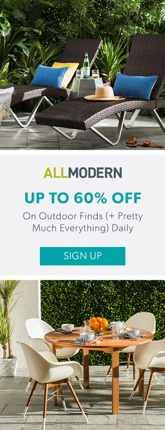 Outdoors - Sign up now for FREE SHIPPING on orders over $49 at allmodern.com!