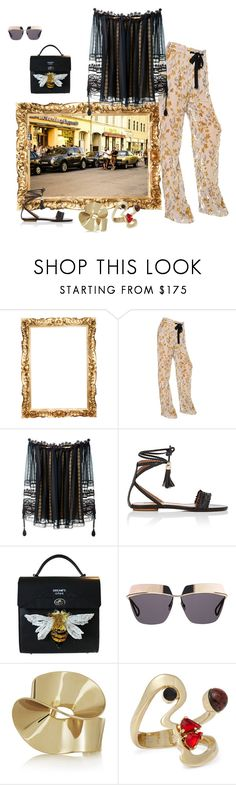 """""""Soooo Munich- the style of my hometown. Bavarian Boho."""" by juliabachmann ❤ liked on Polyvore featuring Etro, Chloé, Aquazzura and Christian Dior"""