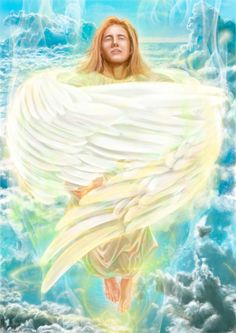 Archangel Sandalphon by Ekuta Makoto