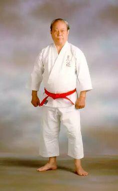 Master Katsuya Miyahira, Shorin Ryu, Student under Choshin Chibana Sensei Isshin Ryu, Okinawan Karate, Goju Ryu, Good Student, Miyagi, Martial Artists, Dojo, Kung Fu, Gymnastics