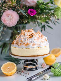 Sitruunajuustokakku Marengilla (G, liivatteeton)   Annin Uunissa Most Delicious Recipe, Sweet Pie, Sweet And Salty, Pie Recipes, Just Desserts, Vanilla Cake, Tart, Cheesecake, Food And Drink