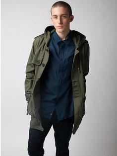 Penn - Trench Jacket