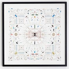 Leonardo Ulian, New Technological Mandalas