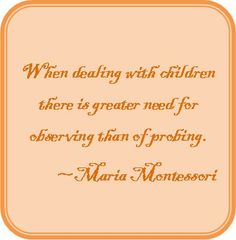 Maria Montessori quote: Best Picture For Montessori Education student For Your Taste You are looking for something, and it is going to tell you exactly what you are looking for, and you didn't find th Math Quotes, Teaching Quotes, Classroom Quotes, Education Quotes, Preschool Quotes, Maria Montessori Quotes, Montessori Preschool, Montessori Education, Montessori Theory
