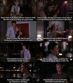 One Tree Hill 4x07 All These Things That Ive Done