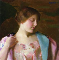 William MacGregor Paxton by hauk sven, via Flickr