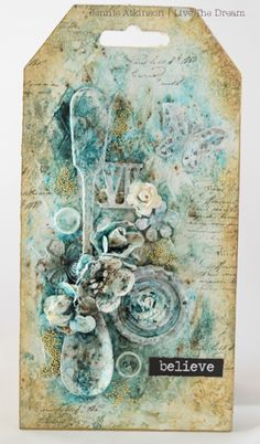 Frilly and Funkie: Guest Designer - Jennie Atkinson