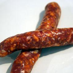 Merguez sausages from Marrakech