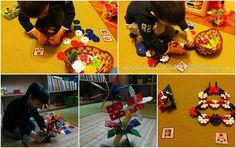 Activitati educative de la suflet la suflet: Dezvoltarea motricitatii fine pentru varsta 2-3 ani - idei de jocuri si activitati Toddler Learning Activities, Baby Sensory, Kids And Parenting, Autism, Montessori, Bebe, Projects, Kids Learning Activities, Learning Games For Toddlers