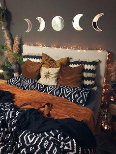 Room Design Bedroom, Room Ideas Bedroom, Home Bedroom, Bedroom Decor, Bedrooms, Style Deco, Aesthetic Room Decor, Cozy Room, Dream Rooms