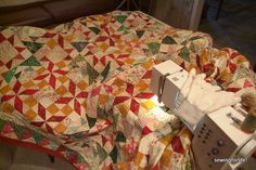 quilting.. I want to make one
