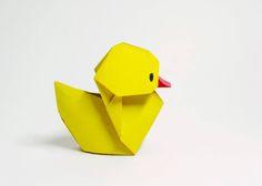 H.T.Quyet Origami January 9 · The #1 Tutorial: Origami Duckling - Vịt con https://www.youtube.com/watch?v=8SRVbmlnUlE
