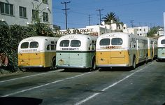 San Diego  Old Look  GMCs