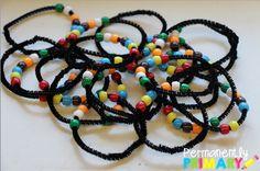 Bright Ideas Blog Hop - Informational Writing Bracelets