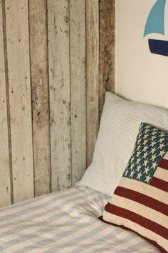 My little white Home: Stare dechy i łóżko piętrowe