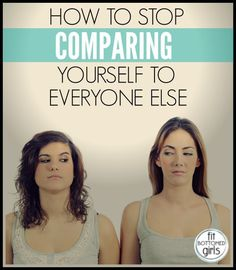 Use these tips to help you break free of the comparison trap, once and for all!