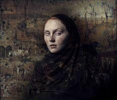 "Saatchi Art Artist Bear Kirkpatrick; Photography, ""Ashley: The Triumph of Death"" #art"