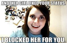 "Overly Attached Girlfriend    Month: June    Youtube user wzr0713 uploaded a parody of Justin Bieber's ""Boyfriend,"" where she sings creepy lyrics from the point of view of a deranged girlfriend. The video was linked in a Reddit post and received over 800 comments in 7 hours."
