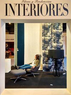 Fin de semana en busca de nuevas tendencias en #decoración en #intergift2017 (Madrid).  Un pequeño y acogedor rincón para para reflexionar siempre viene bien...  ¡Feliz domingo!