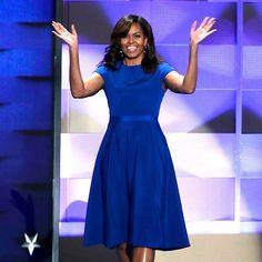 Os melhores looks de Michelle Obama