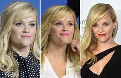 Reese Witherspoon Wears Three of the Trendiest Lipstick Shades (in One Day), We're Impressed