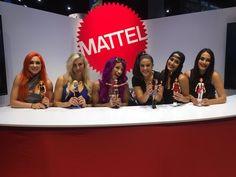 Finally, WWE Female Superstar Dolls!!!