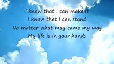 My life is in your hands - Kirk Franklin - YouTube