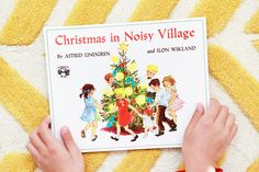 Christmas in Noisy Village | Avery and Augustine