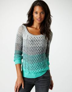 I need this American Eagle sweater in my life!