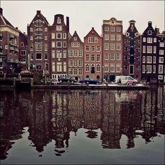 Amsterdam on 31st December