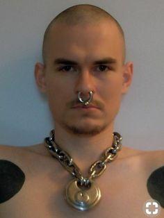 Prince Albert : Pierced Nipples : Septum etc. Septum Piercing Men, Mens Piercings, Face Piercings, Piercing Tattoo, Septum Ring, Full Body Tattoo, Body Tattoos, Prince Albert Piercing, Belly Rings