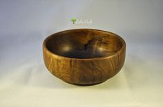 Second Chance Bowl in English Walnut