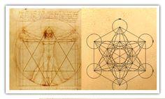 Leonardo Da Vinci's - The Flower of Life