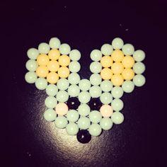 Une petite #souris en perles #Aquabeads
