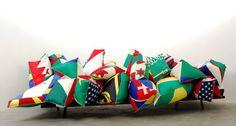 The crowded sofa by Tarazi Design Studio | Yatzer