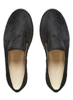Womens Shoes | Bianca Leather Espadrille | Seed Heritage