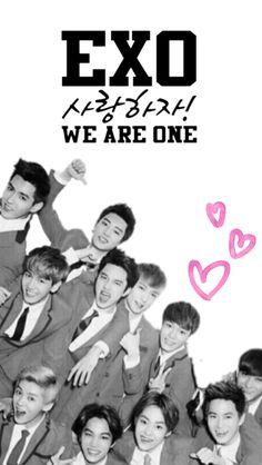 177 Best Exo Logo Wallpapers Images Backgrounds Exo Lockscreen