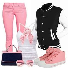 f6662630c617 This is a good outfit for jocks. They like pink and tight clothing. Tights
