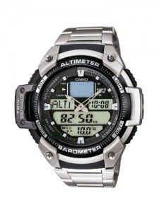 CASIO-SGW400HD1BVER-Reloj-de-caballero-de-cuarzo-correa-de-acero-inoxidable-color-plata-0