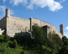 Toompea Castle, Estonia