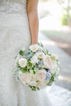 Pure pretty #bouquet | Dallas Wedding from Caroline Joy Photography  Read more - http://www.stylemepretty.com/texas-weddings/2013/11/05/dallas-wedding-from-caroline-joy-photography/