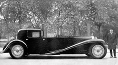 Bugatti have always had style! 1931 Bugatti Royale Type 41 Kellner Coupe! But is it the most expensive classic car ever sold?